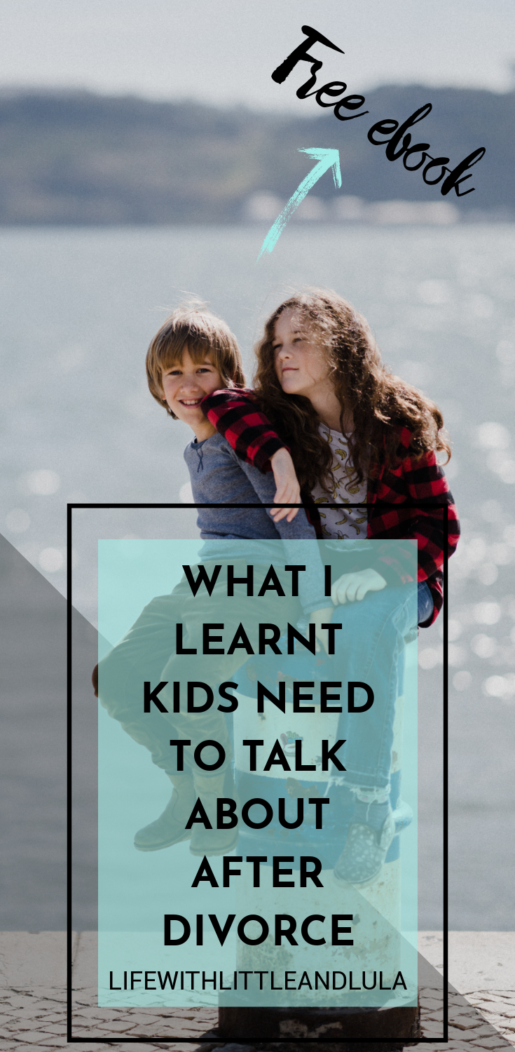 Kids ask hard questions during divorce. What's the best way to answer them? Find out and Download you free ebook.